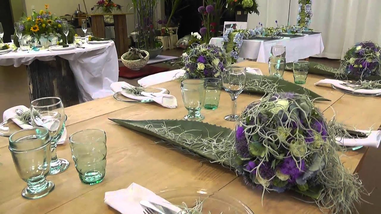 FloristikAusstellung In der Johannstadthalle Dresden