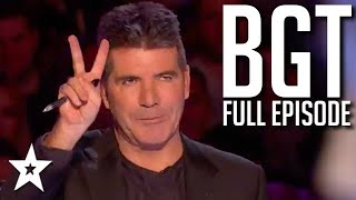 BRITAIN'S GOT TALENT Full Episode 6 AUDITIONS STAGE 2015 Season 9