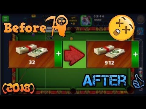 (2018) Free Cash Trick | Part 1 | Dublin Pub ChampionShip | Miniclip 8 ball pool