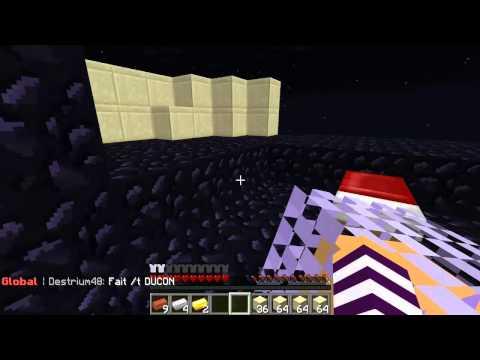 Minecraft: Rush en compagnie de Miss Wam #2 [FR] La guerre des oranges...
