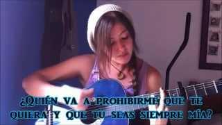 Lo mejor que hay en mi vida//Cover Isa-Vel (Letra)