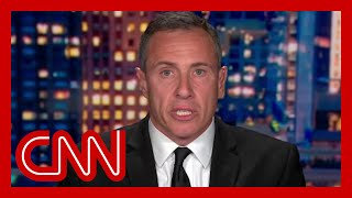 Chris Cuomo: Trump's claim is a winning argument