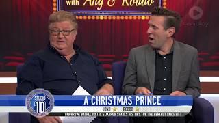 Jono & Robbo Review 'The Disaster Artist' & 'A Christmas Prince' | Studio 10