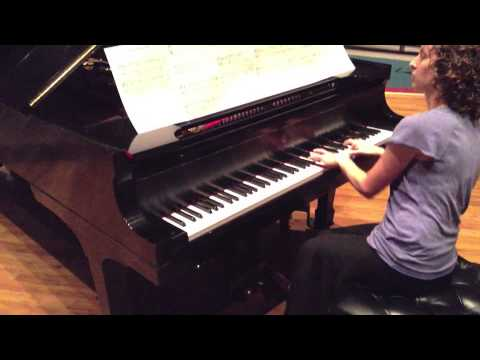Carol of the Bells - Intermediate Piano Solo