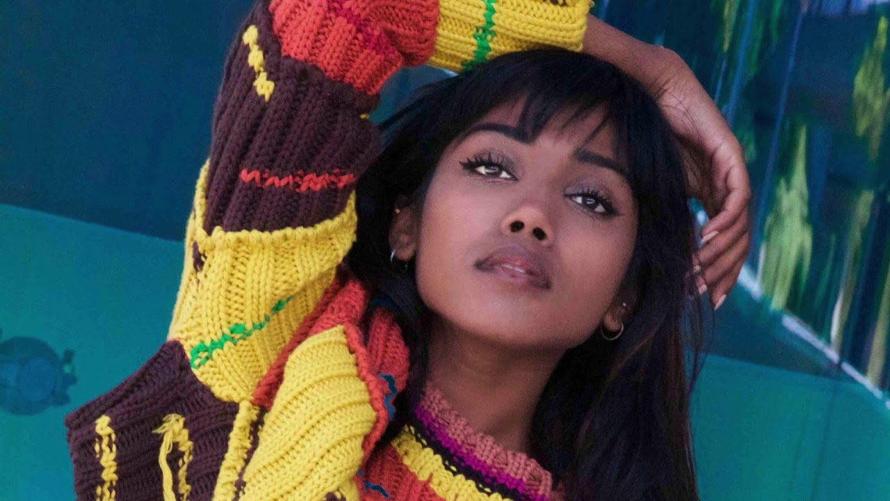 Actress & Model Anoeradha for slmgmt