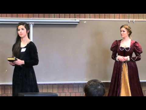 Utah State Drama Competition Classical Scene #1