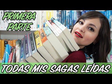Sagas de libros leídas   Libros recomendados (Primera parte)