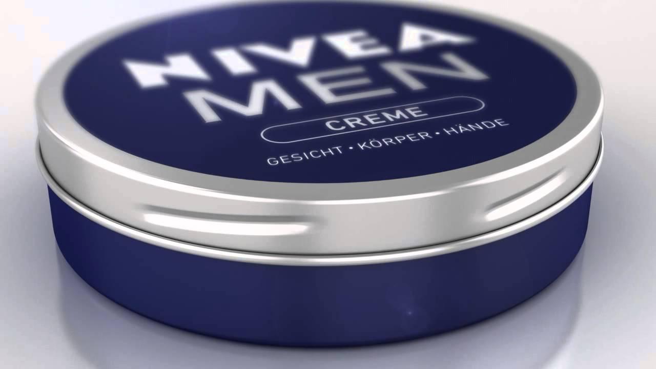 Nivea Creme Männer