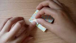 Origami Heart Blossom