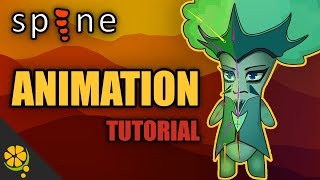 Spine 2D Tutorial for Beginners: Animation, Graphs and Offset