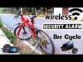 Wireless Security Alarm For Cycle .. Mp3