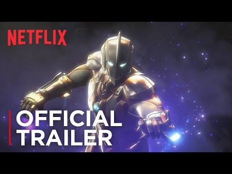 Ultraman | Official Trailer [HD] | Netflix