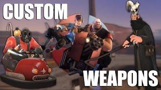 TF2: Custom Weapons Server!