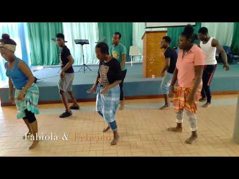 ASAPH louanges des aigles (dance de mariage) f&f
