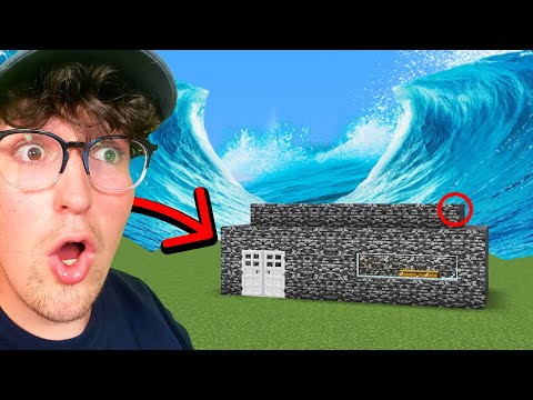 Testing Tsunami Hacks To See If They Work In Minecraft