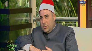 """بالفيديو.. الشيخ هاني الحسيني: """"أنا اخر من حصل على جائزة ماليزيا في القرآن بـ 2010"""""""