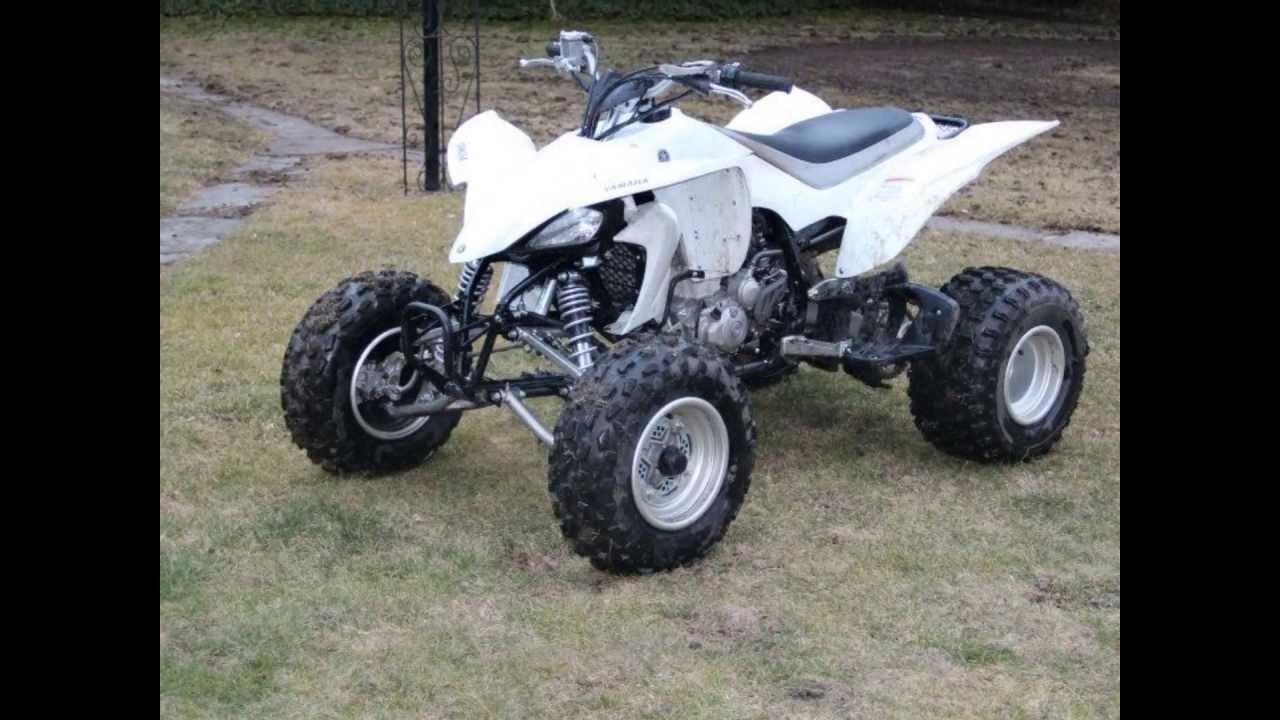 2012 Yamaha YFZ 450 - YouTube