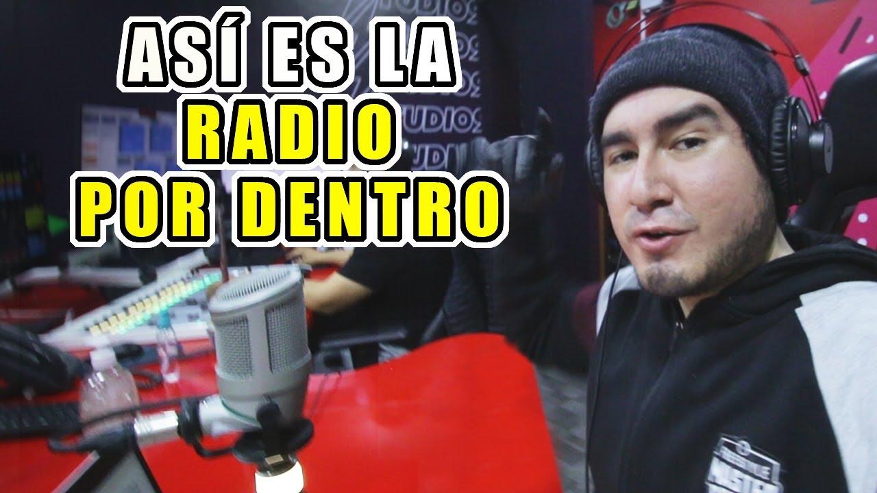 MI PRIMER DÍA SIENDO LOCUTOR DE RADIO (De Batallas De Rap)