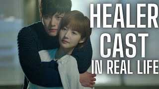 Healer Korean Drama Cast - Real Ages and Pictures