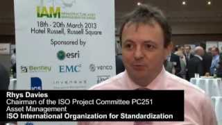 Rhys Davies - Exchange Summary at the Infrastructure Asset Management Exchange