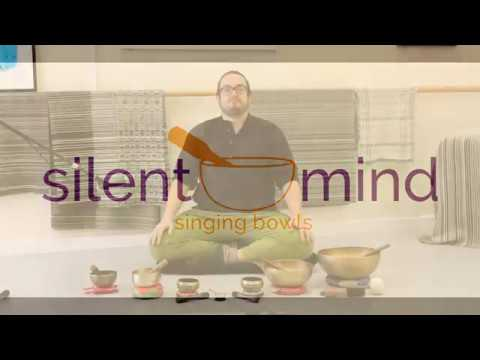 Silent Mind Singing Bowls How To Play A Tibetan Singing