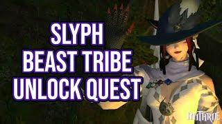 FFXIV 2.1 0133 Unlock Sylph Dailies (Beast Tribe Quests)