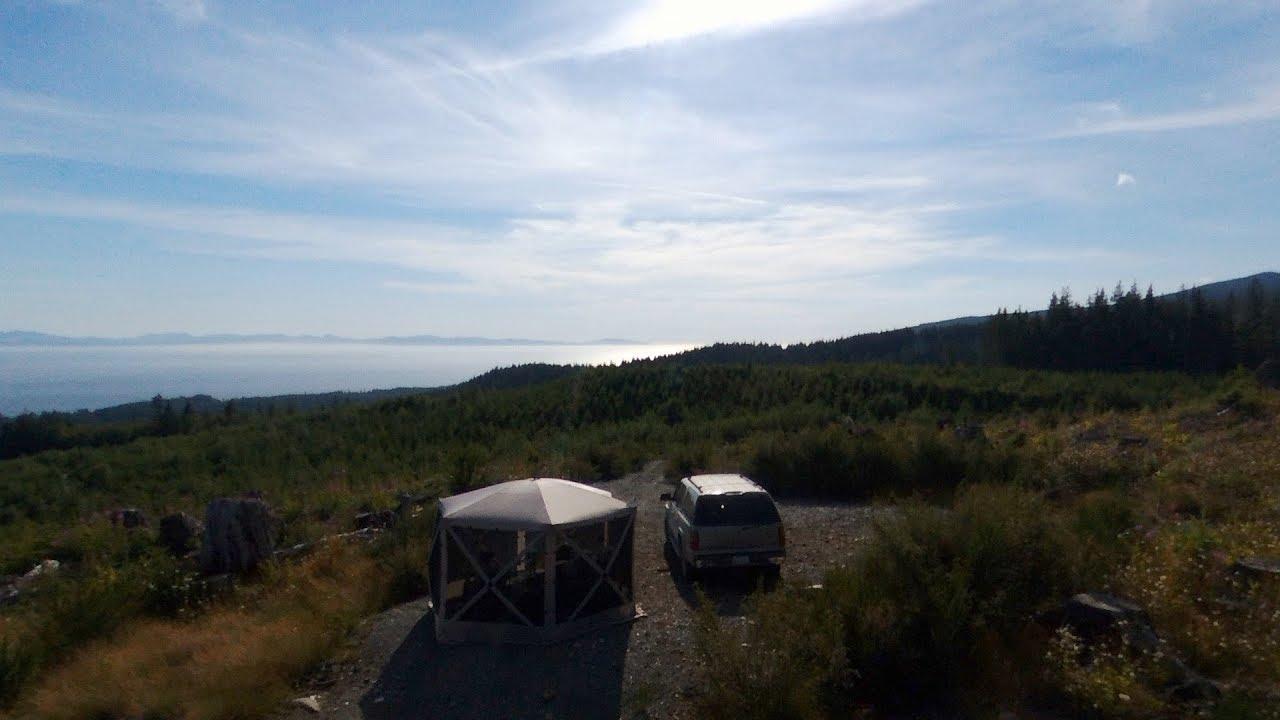 4 Weeks Camping Honeymoon - BC Coast and Island