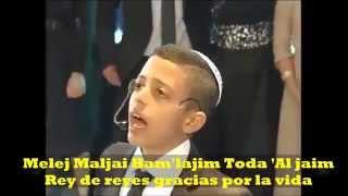 Melej Maljai Hamlajim/Rey de reyes/Subtitulos DavidBenYosef