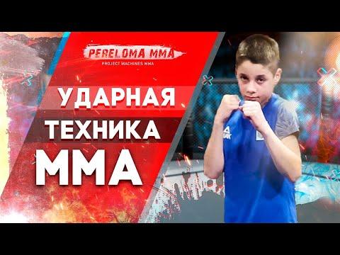 Упражнения для бойцов Топ-6  / Тренировка дома ММА  / MMA kids 2