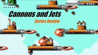 Mario Maker Series Review - Cannons and Jets