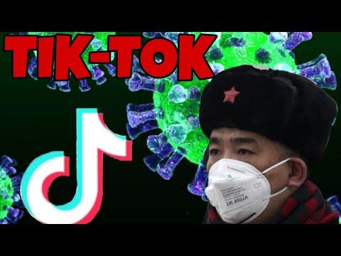 КОРОНАВИРУС/CORONAVIRUS/冠状病毒 в TIK-TOK.
