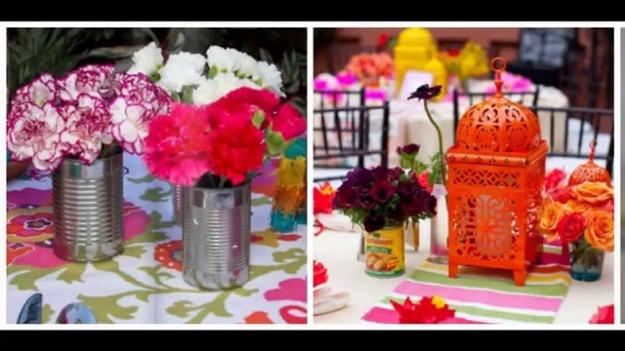 Decorating Ideas For Mexican Themed Party Part - 15: Stunning Mexican Party Decorations Ideas