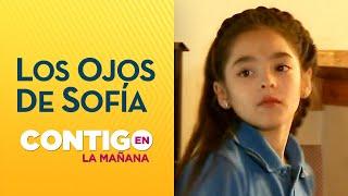 Los ojos de Sofía: El paranormal caso que presentó Carlos Pinto - Contigo en la Mañana