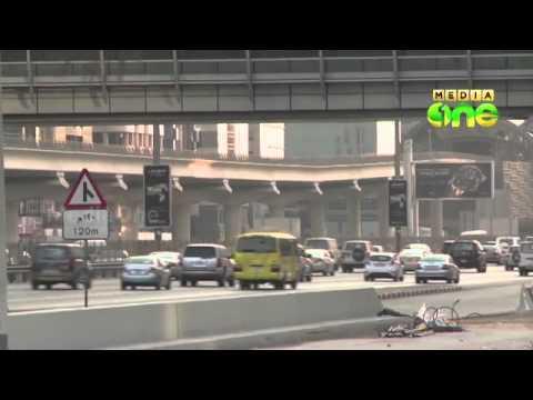 Dubai plans 10 new pedestrian bridges to cut risk of being run over