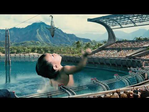 Jurassic Baby World - Jurassic World Parody with BABIES! streaming vf