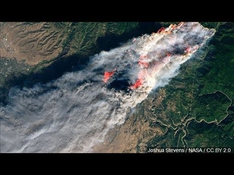Corporate Media Ignoring Climate Change In Wildfire Coverage