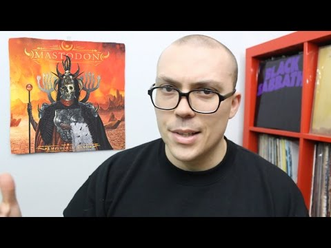 Mastodon - Emperor of Sand ALBUM REVIEW