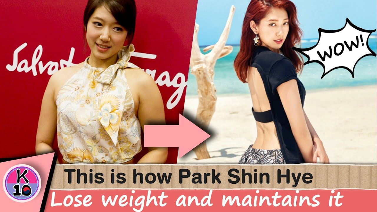This is How Park Shin Hye Lose Weight and Maintains it ...