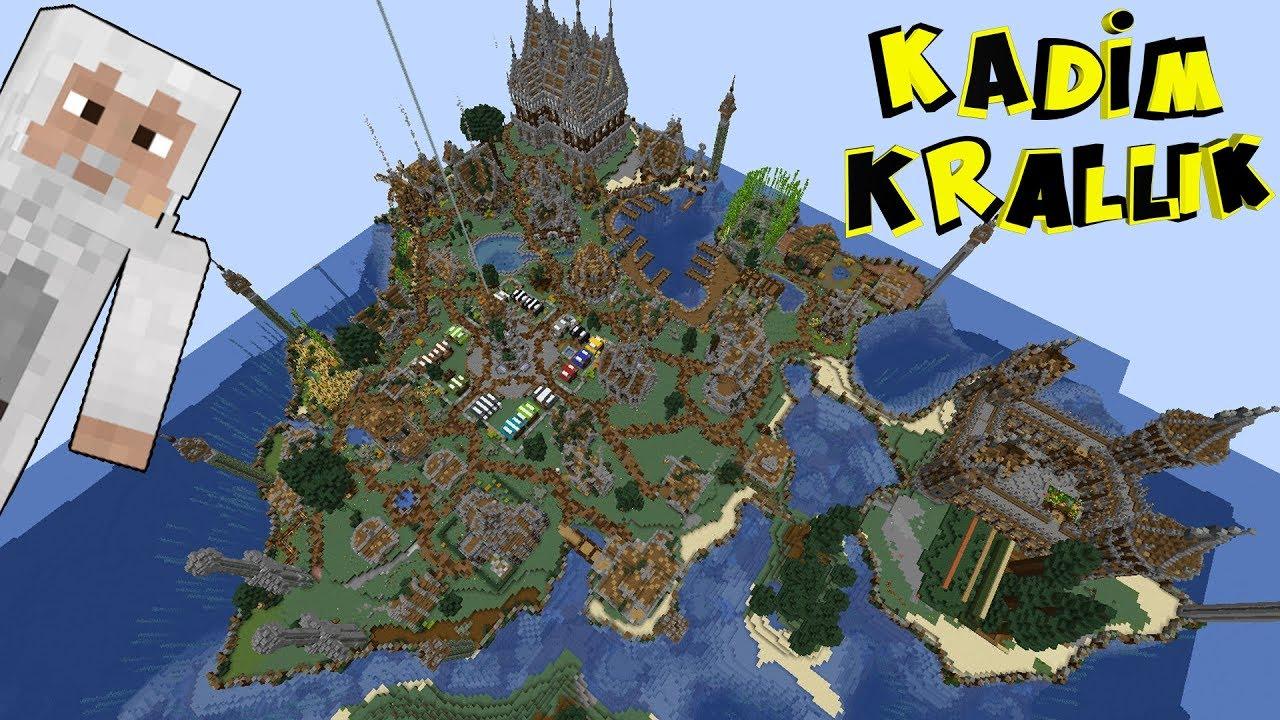 SINIRSIZ ÇİÇEK FARMI (Mükemmel Sistem) !!!   Minecraft: Kadim Krallık   Bölüm 118