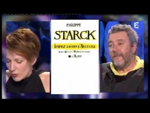 Philippe Starck - On n'est pas couché 15 décembre 2012 #ONPC