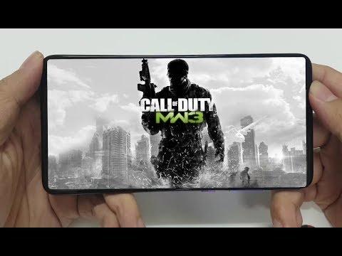 100MB - Call Of Duty Modern Warfare 3 Android - Dolphin Emulator 2019