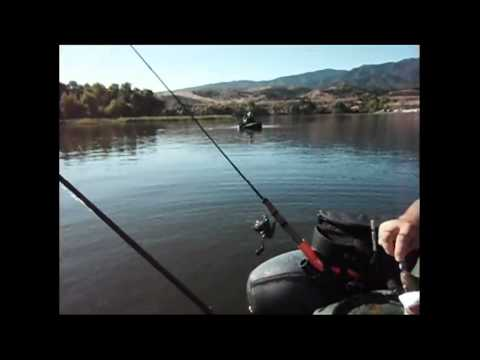 Chronic crew corona lake 10 23 youtube for Corona lake fishing