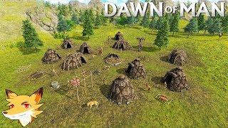 Dawn of Man #1 [FR] Survivre à l'age de pierre! Un mix de gestion et survie.