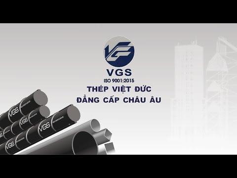 Quảng bá Thép Việt Đức