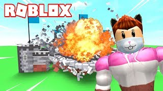 GUAPISIMO THE NEW ROBLOX DESTRUCTION SIMULATOR!!! 💥