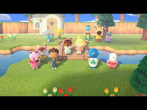 Griffin Plays Animal Crossing: New Horizons!