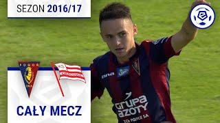 Pogoń Szczecin - Cracovia [1. połowa] sezon 2016/17 kolejka 07