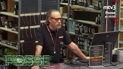 SÄTKYUKKO - KAPE AIHINEN |POSSE7 |MTV3