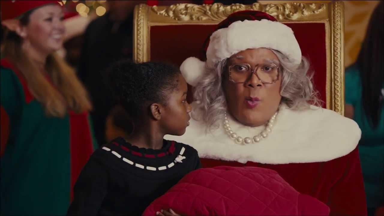 Madea Christmas.A Madea Christmas Trailer