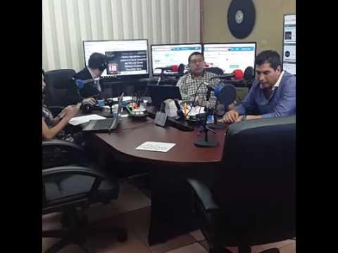 Entrevista con el diputado del PRI  David Velasco Chedraui